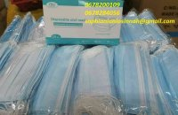 6mil Surgical Non Woven 3-ply/NK95