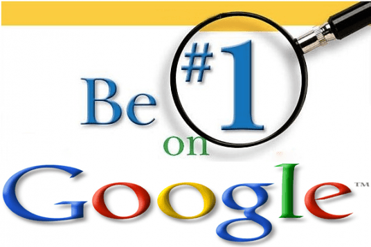 How to rank your website in Google