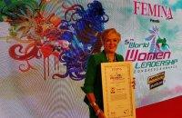 Margaret Hirsch, honoured to receive international award as an impactful social innovator