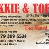 Gazebo's ,Canvass Stiching,Tents, Shade Nets Repairs & Stiching Tokkie & Toffie Repairs ,Making ..