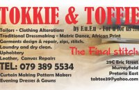Recliner seats /Sofas/ Couches mechanism repairs, Upholstery, Cushions Trimmers Tokkie & Toffie
