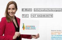 R1650 for Website Designing in Johannesburg