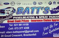 Batt's Panelbeaters