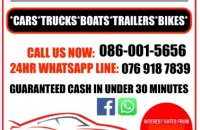 Pawn My Car - Instant cash loans against any asset on wheels!!